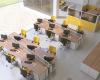 Những mẫu bàn làm việc nhóm 8 người cho nội thất văn phòng ở quận 2